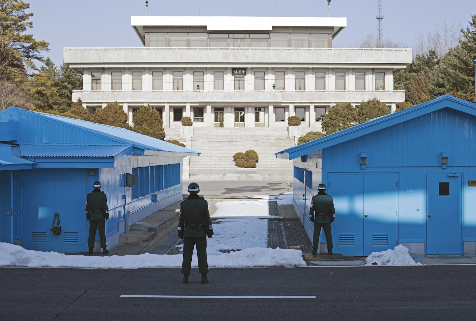 The time i went to north korea (DMZ)