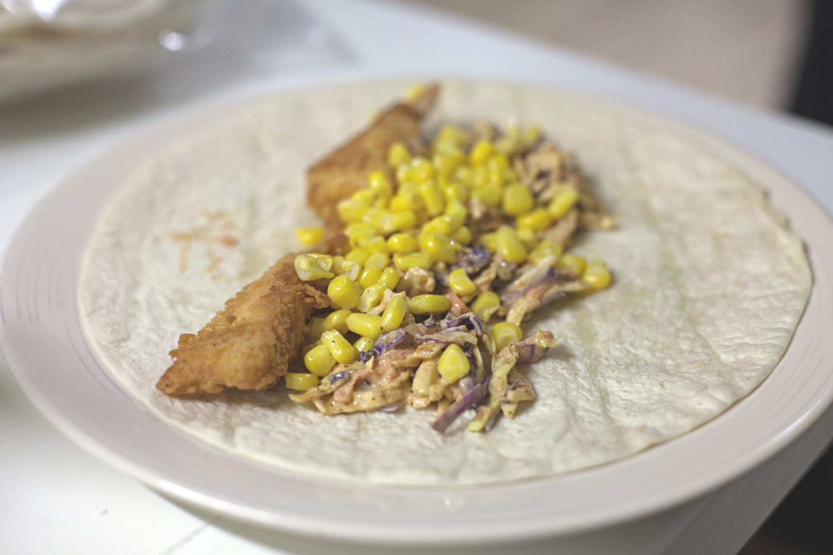 Recipes: fish tacos