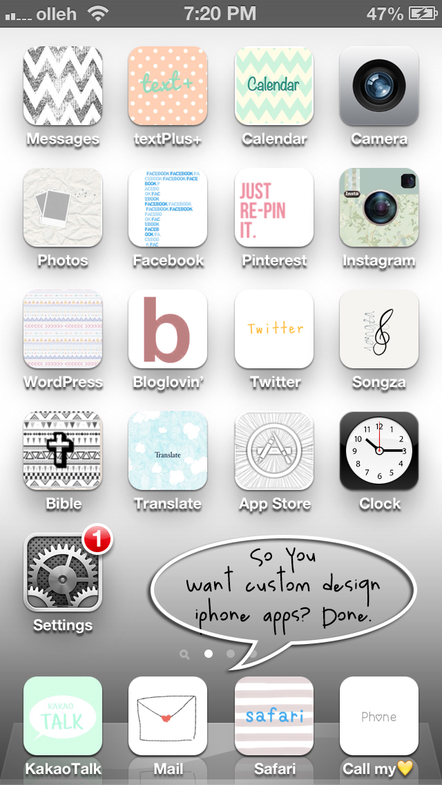 Cocoppa: an ocd iphone lover's dream