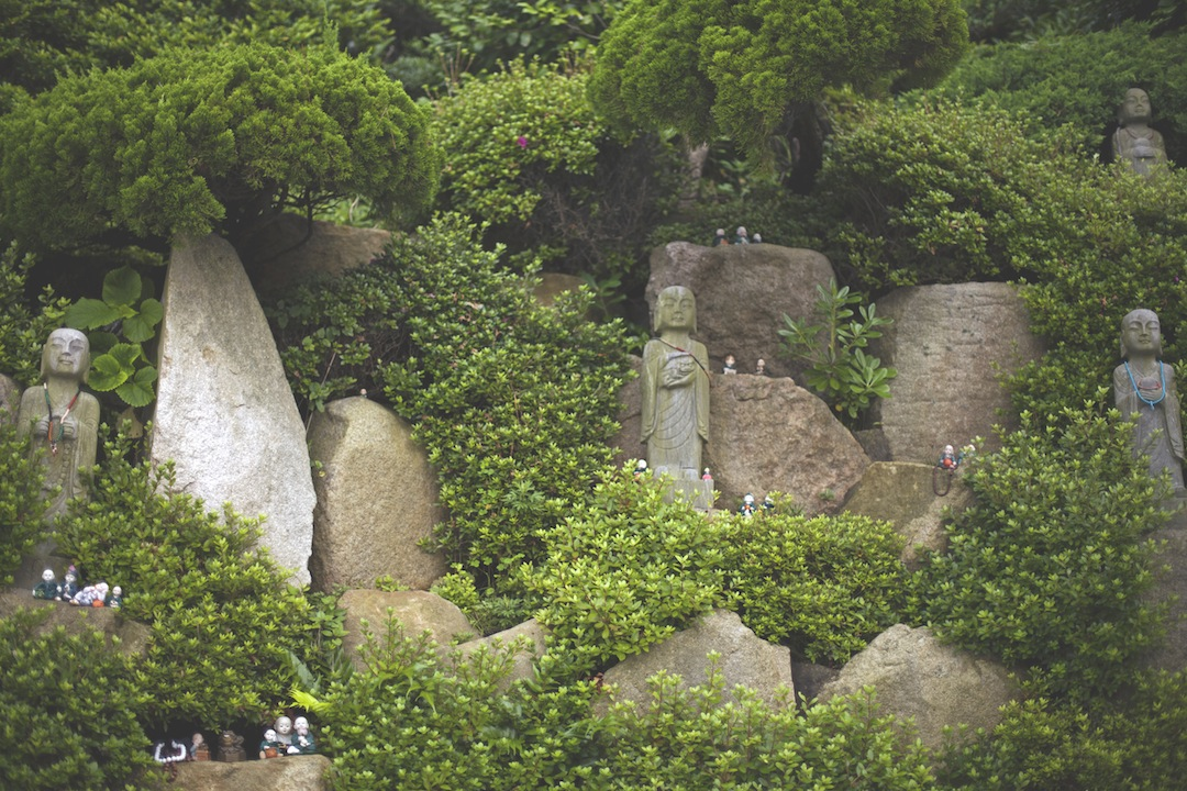 Temple on the sea-Yonggungsa Temple, Busan, South Korea