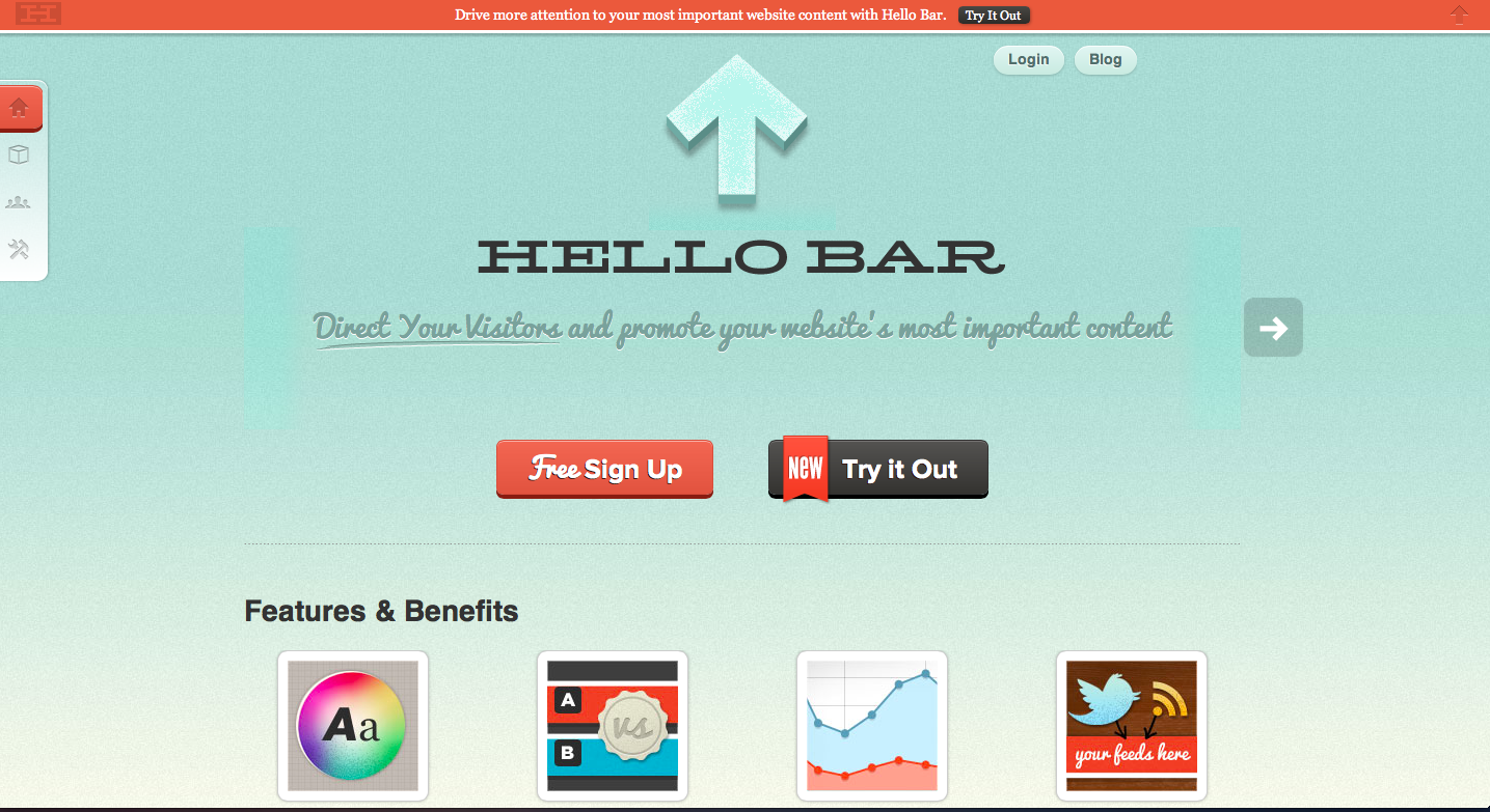 Hello Bar-WP Plugins