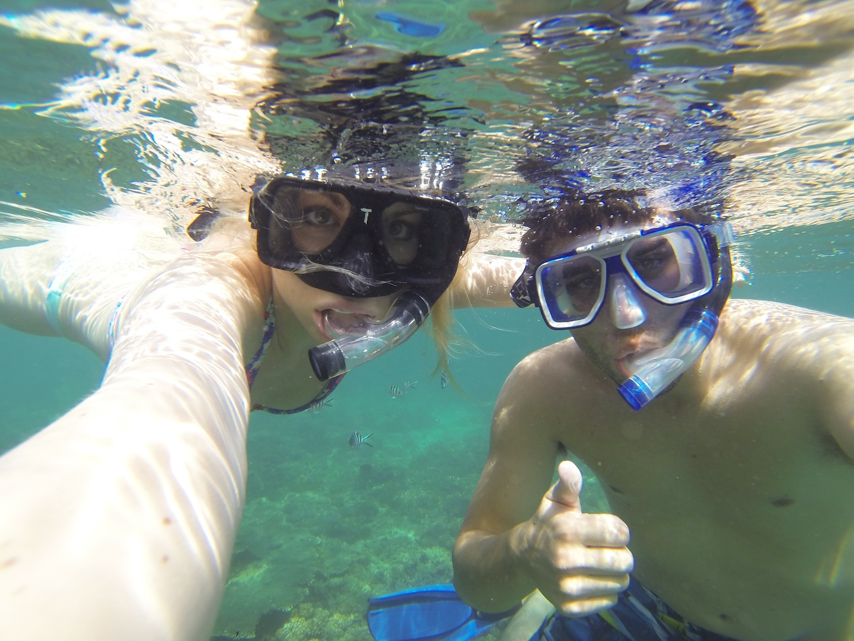 Snorkel Borneo