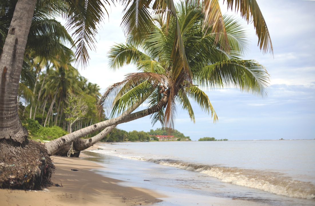 Langkah Syabas Beach Resort, Borneo