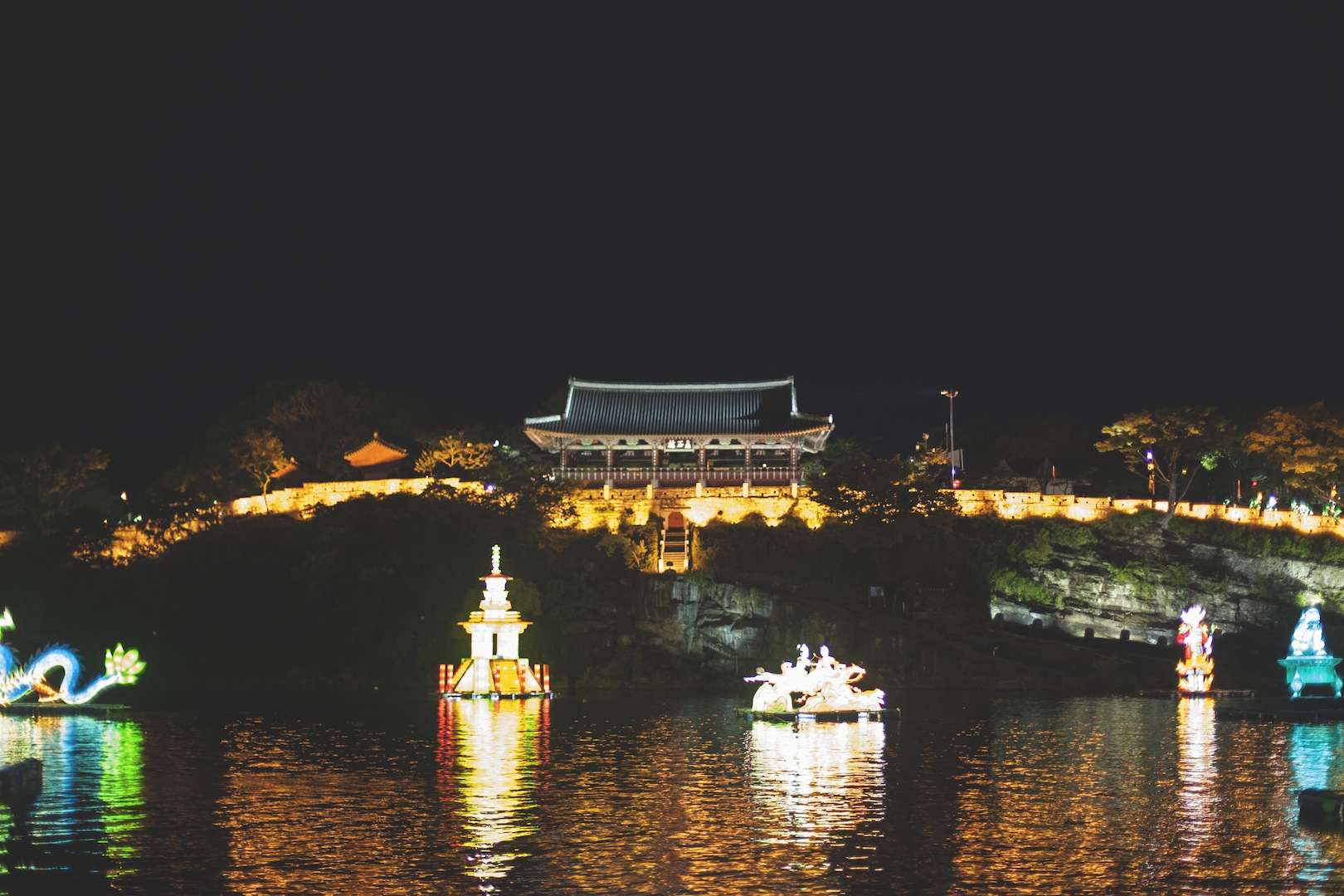 jinju lantern festival