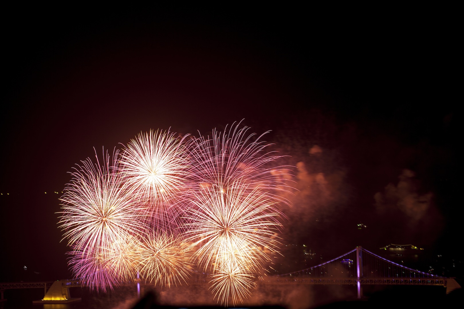 Busan International Fireworks Festival