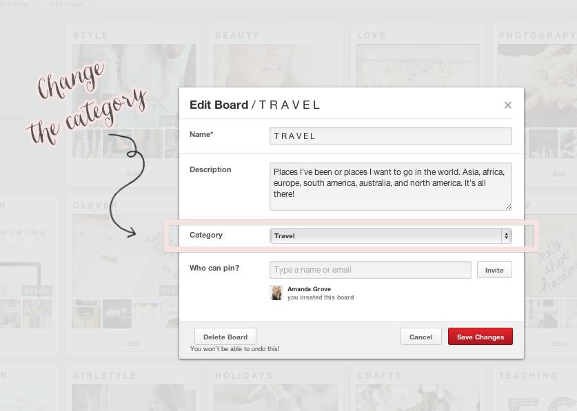 Utilizing Pinterest to maximize blog potential