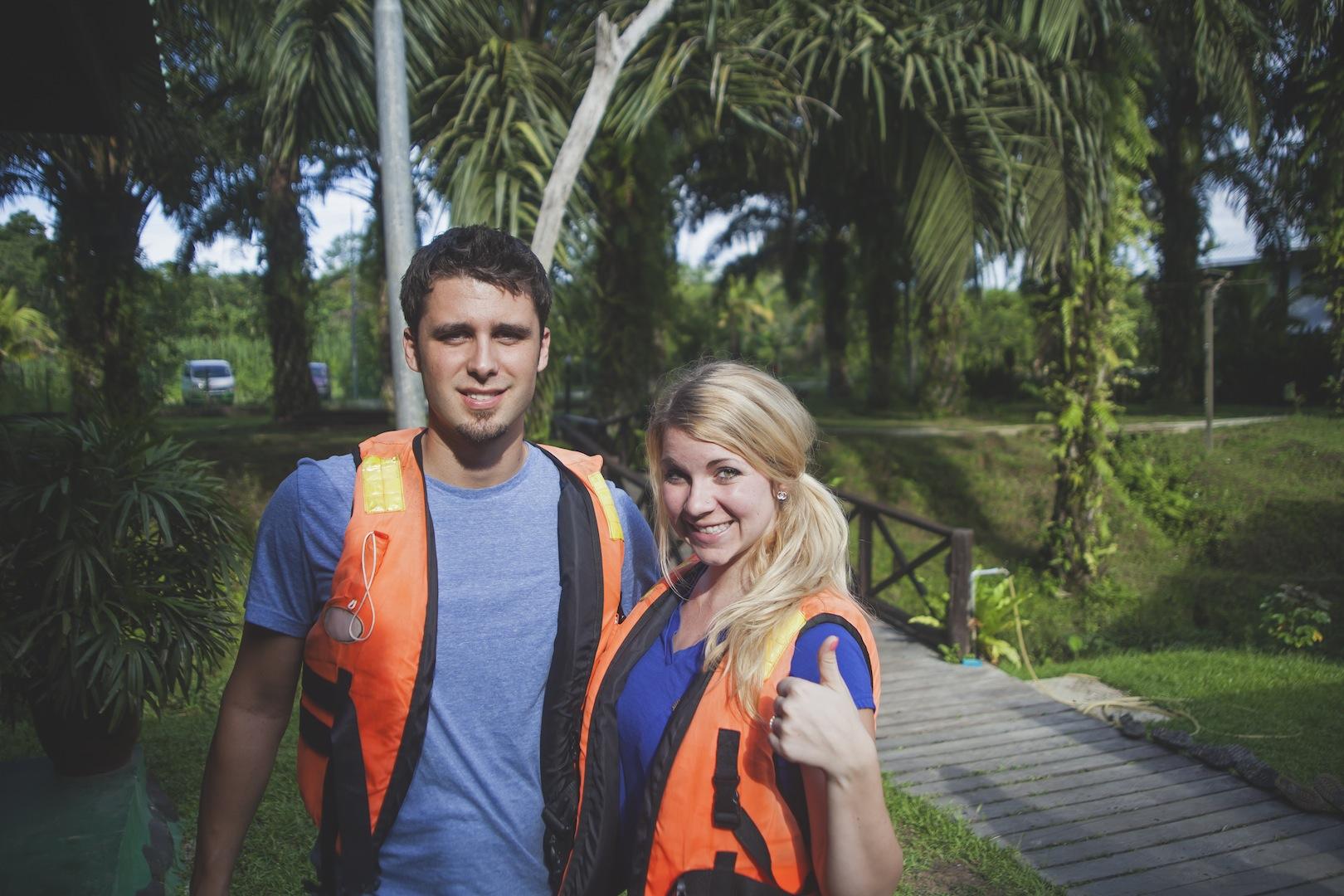 Sandakan: River Adventure