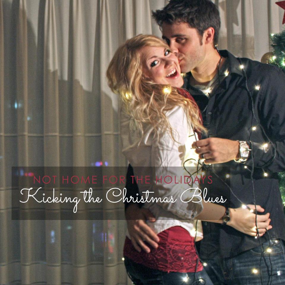 Kicking the Christmas Blues