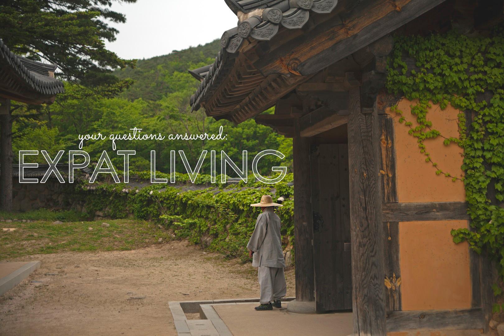 Q&A: Expat Living