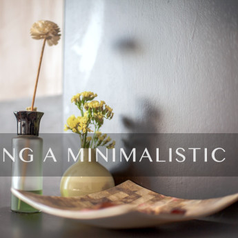 Living Minimalistically
