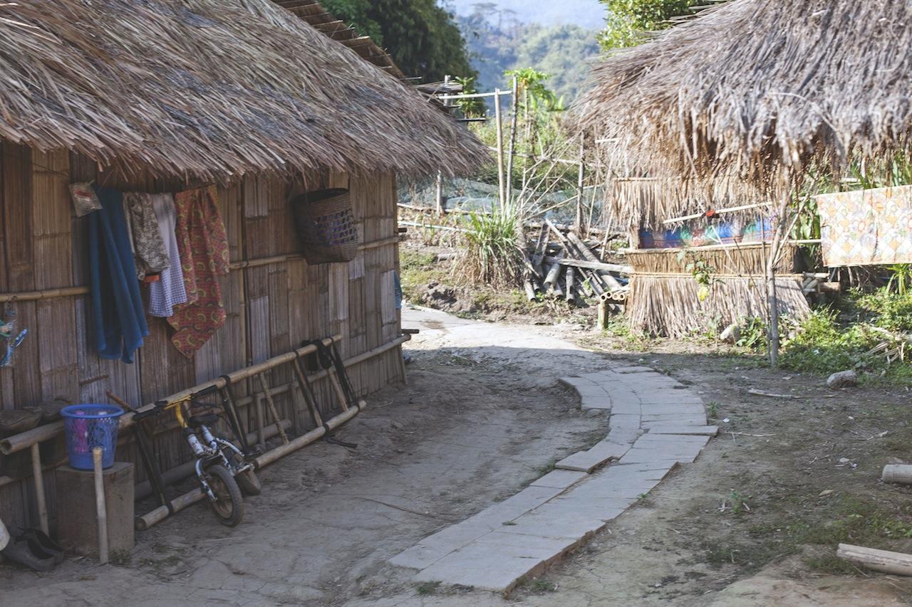Long Neck Karen Tribe, Chang Rai, Thailand