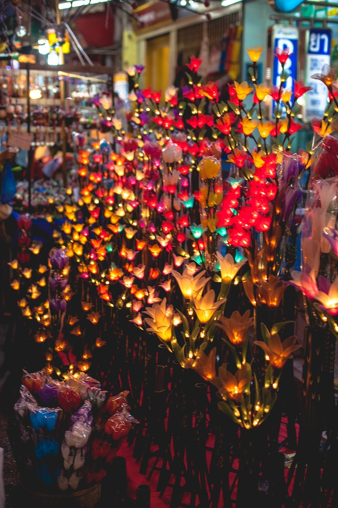 Sunday Night Market, Chiang Mai, Thailand