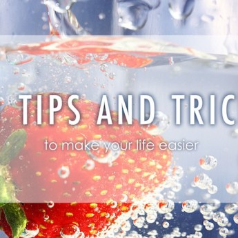21 Household Tips and Tricks