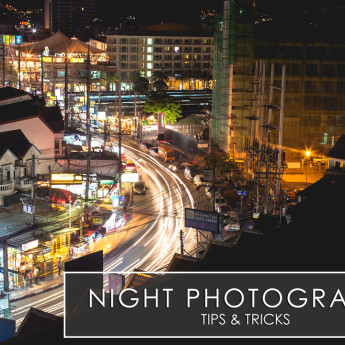 12 Tips on Night Photography