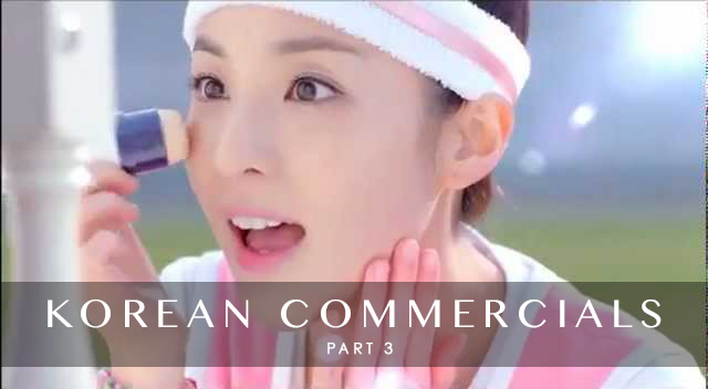 Korean Commercials