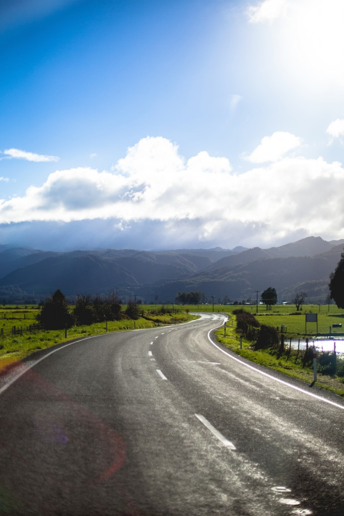 Roadtrip in New Zealand
