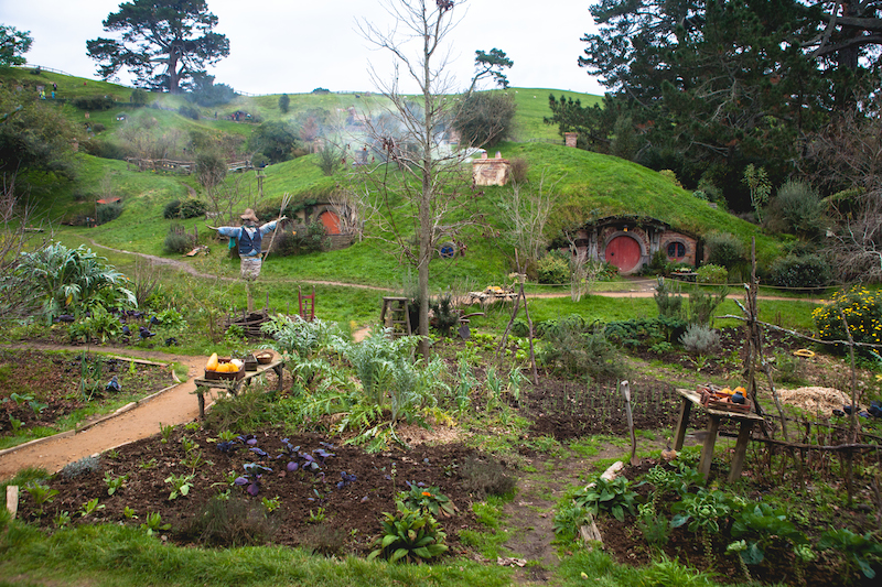 The Shire, Hobbiton, New Zealand