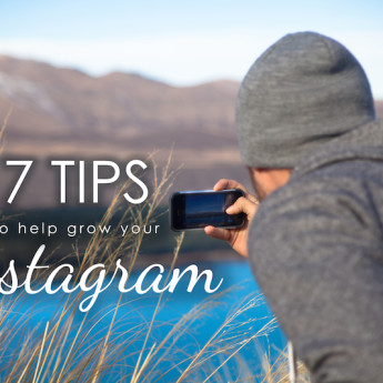7 Tips to Help You Grow Your Instagram