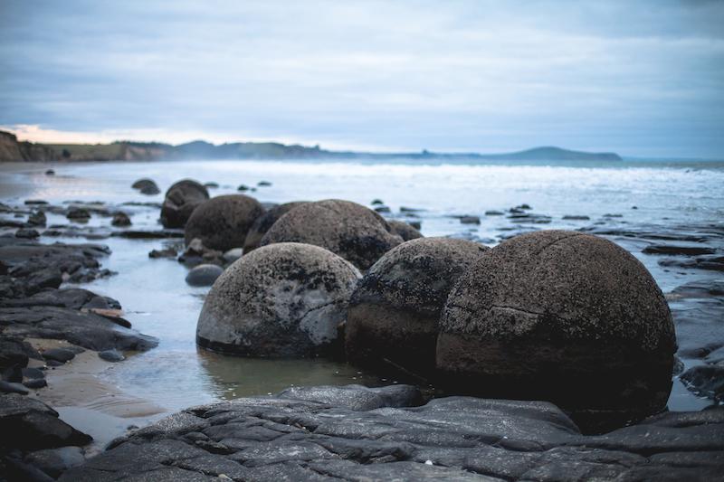 Moeraki Boulders-23