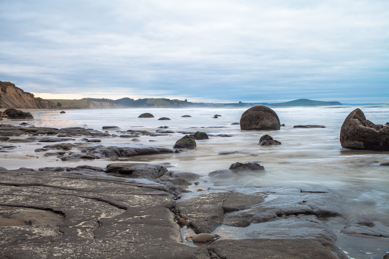 Moeraki Boulders, Northern Otago, NZ