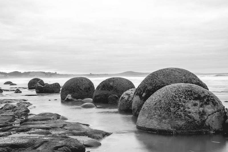 Moeraki Boulders-26