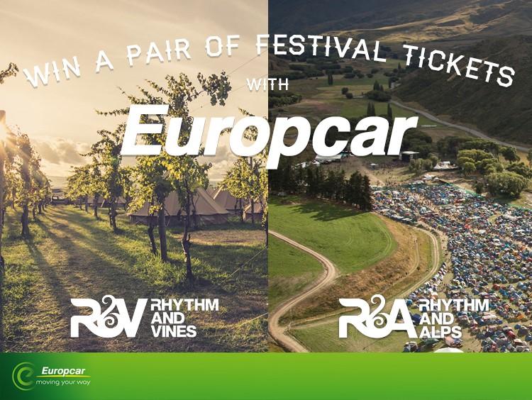 Europcar - Rhythm creative