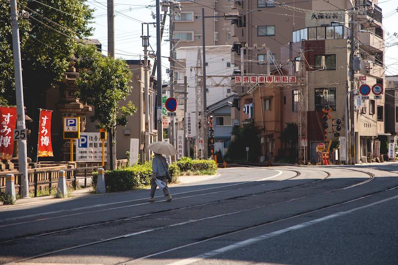 Sumiyoshi-taisha Shrine, Osaka, Japan