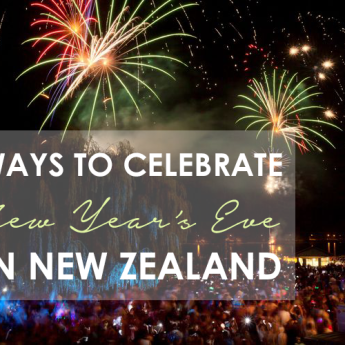 New Year's Eve Events in New Zealand
