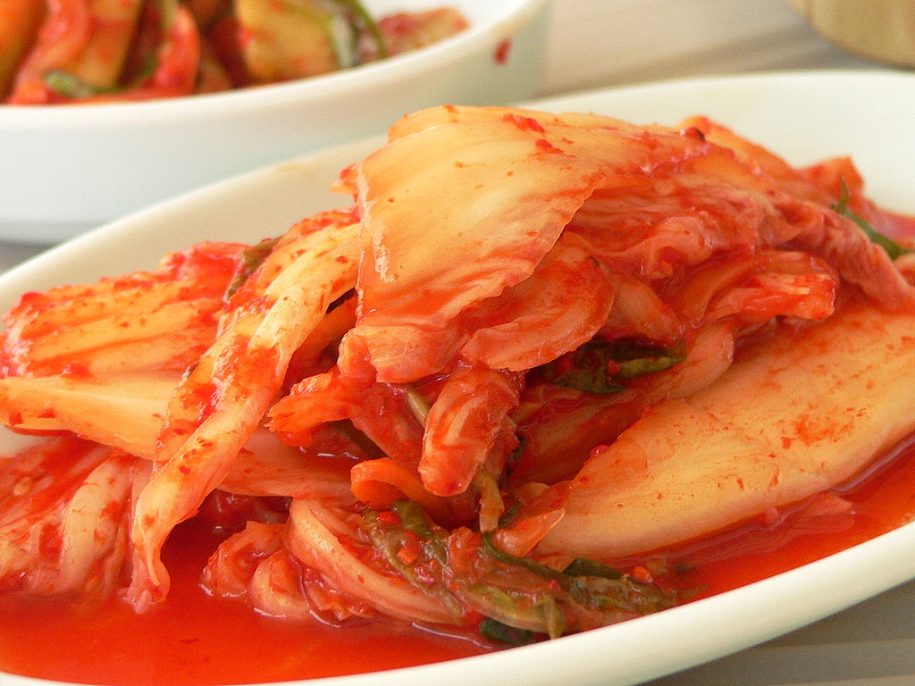 Guide to Seoul-Kimchi