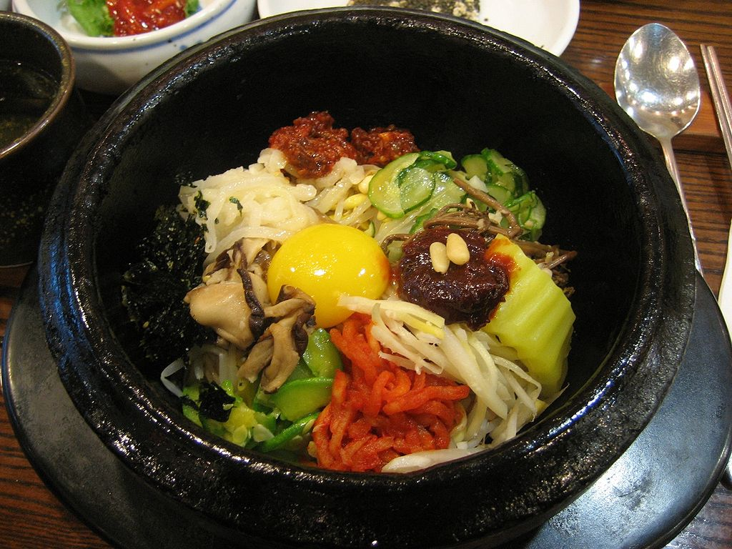 Guide to Seoul-Bibimbap