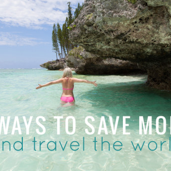 10 Ways to Save Money for Travel
