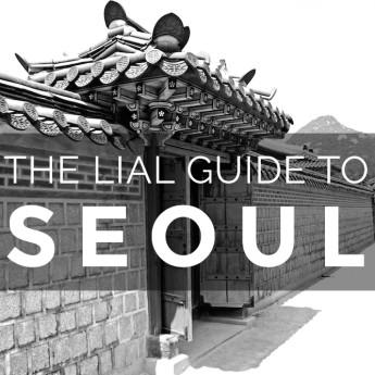 The LIAL Guide to Seoul, South Korea
