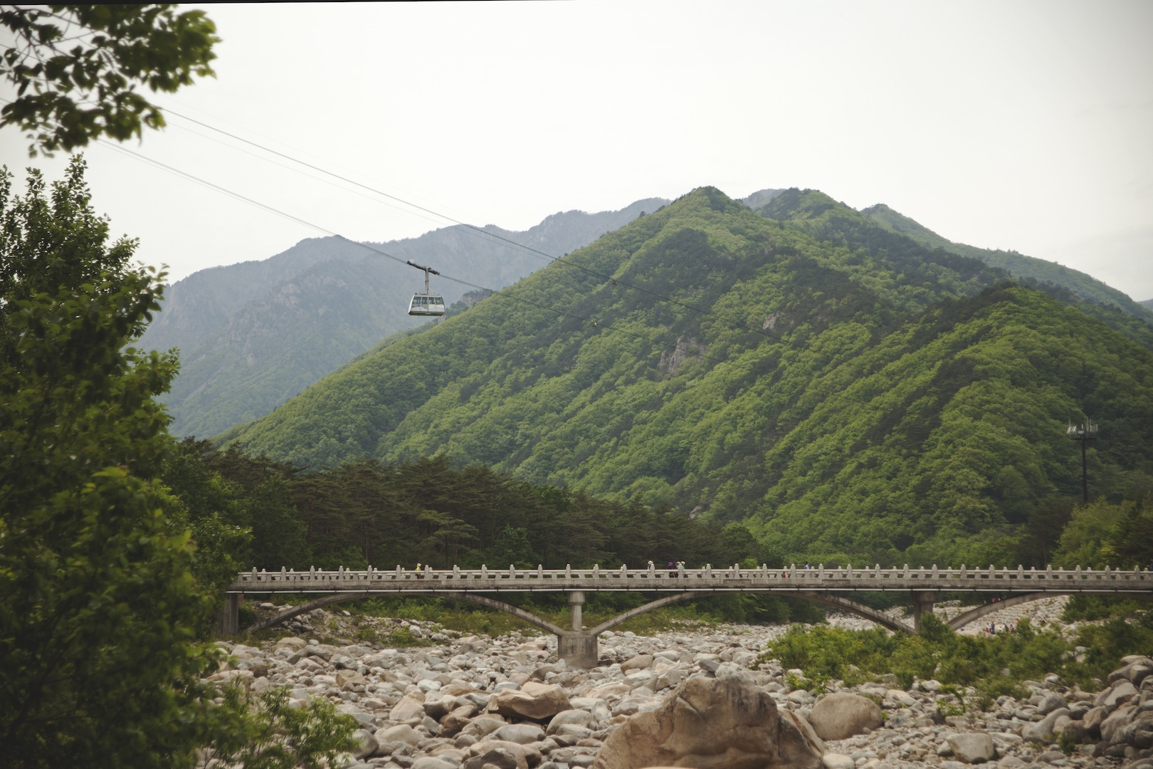Guide to Seoul -Seoraksan National Park