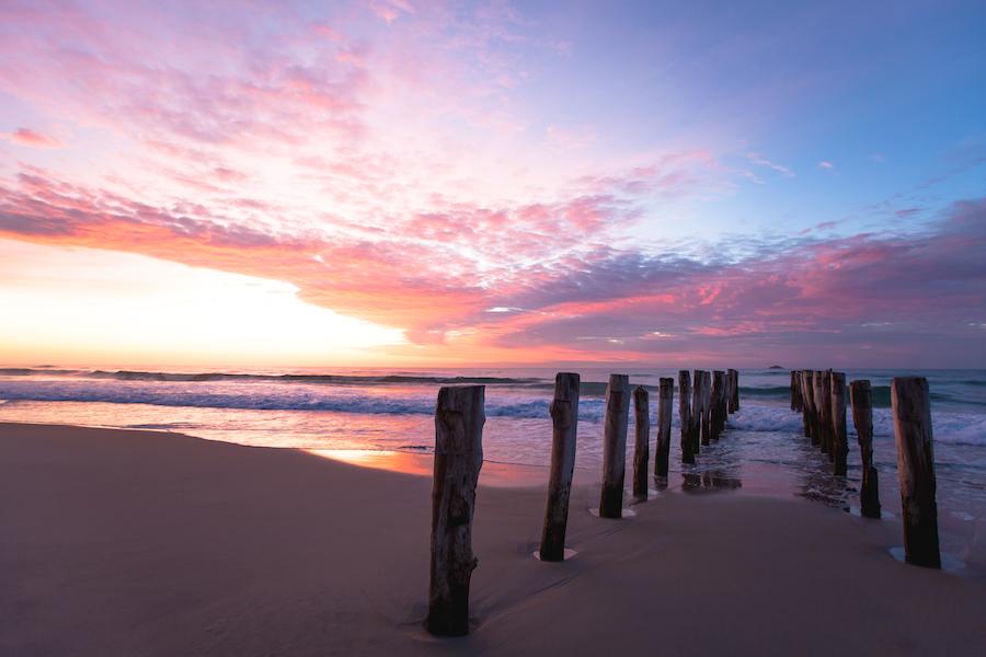 St. Clair Beach Sunrise-1