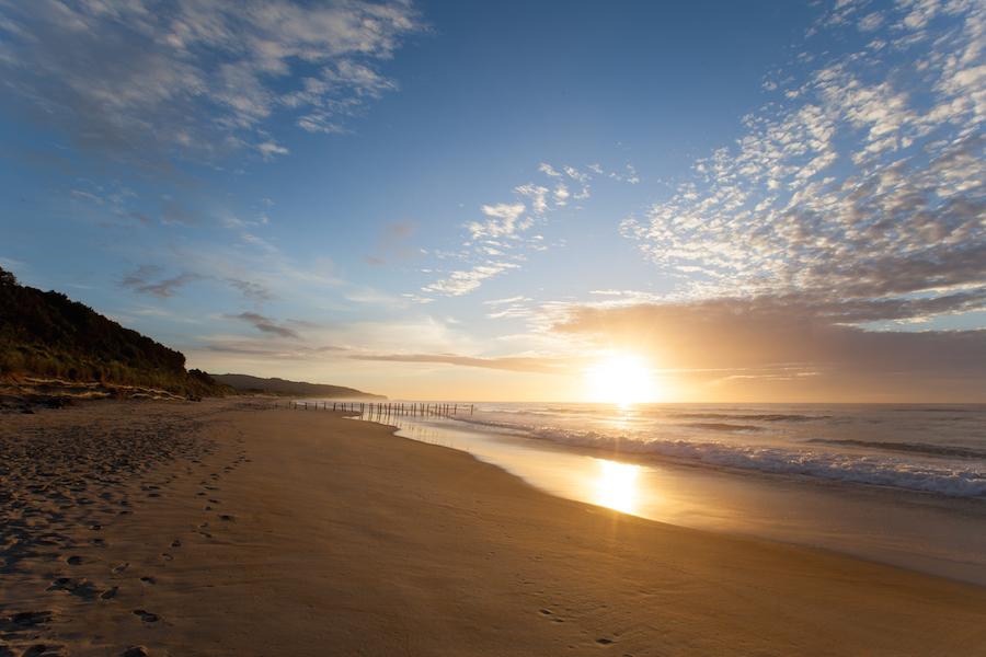 St. Clair Beach Sunrise-11