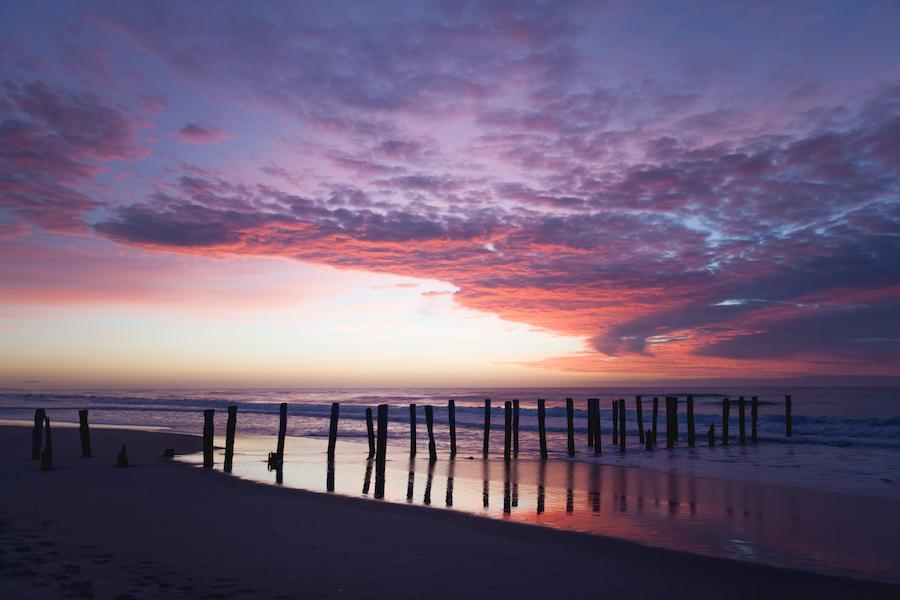 St. Clair Beach Sunrise-5