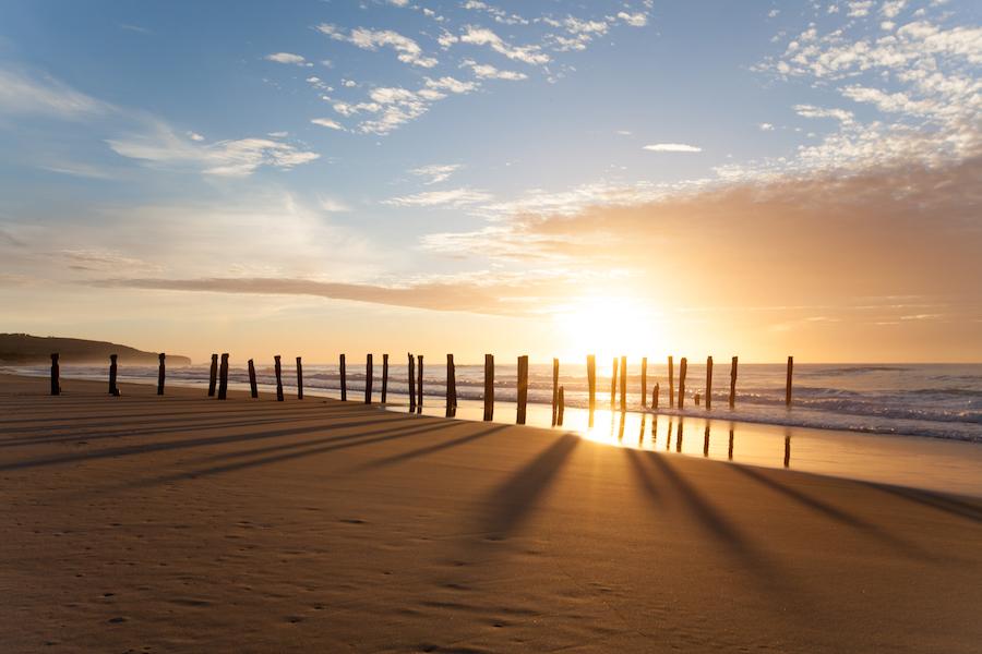 St. Clair Beach Sunrise-6