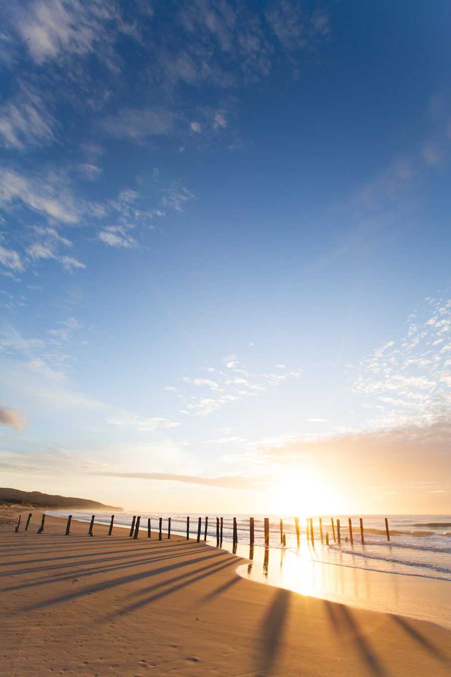 St. Clair Beach Sunrise-7