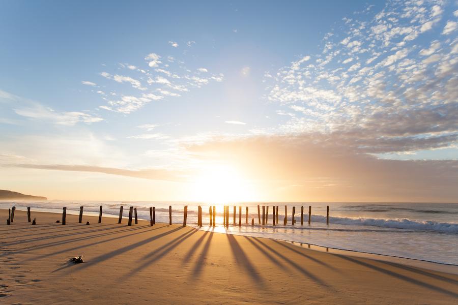 St. Clair Beach Sunrise-8