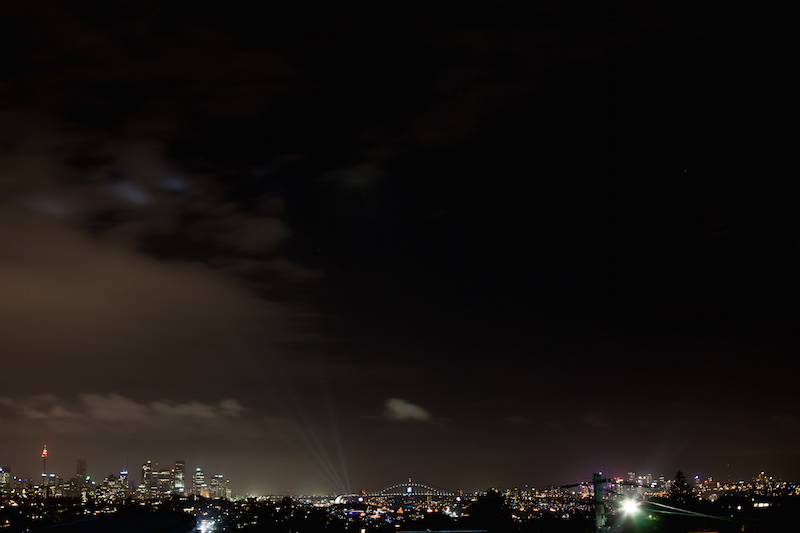 Sydney Harbor Fireworks-5