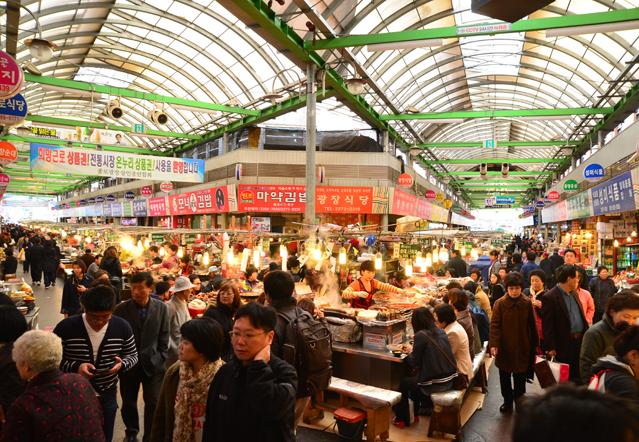 Guide to Seoul-Gwangjang Market