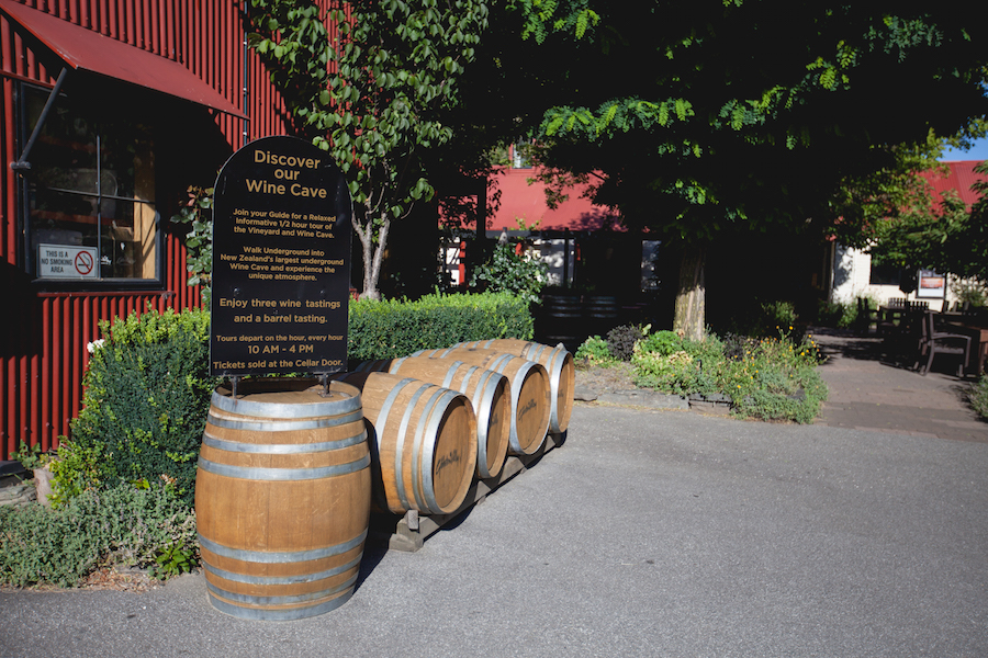 Gibbston Valley Winery