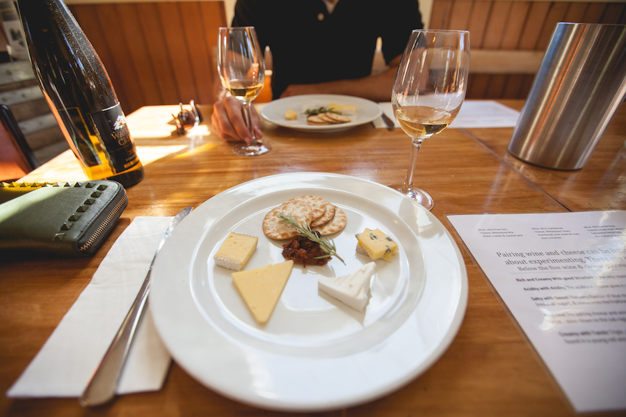 Waitiri Creek Wines - Wine and Cheese Tasting