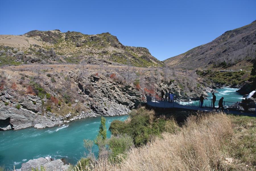 Roaring Meg-Kawarau Gorge