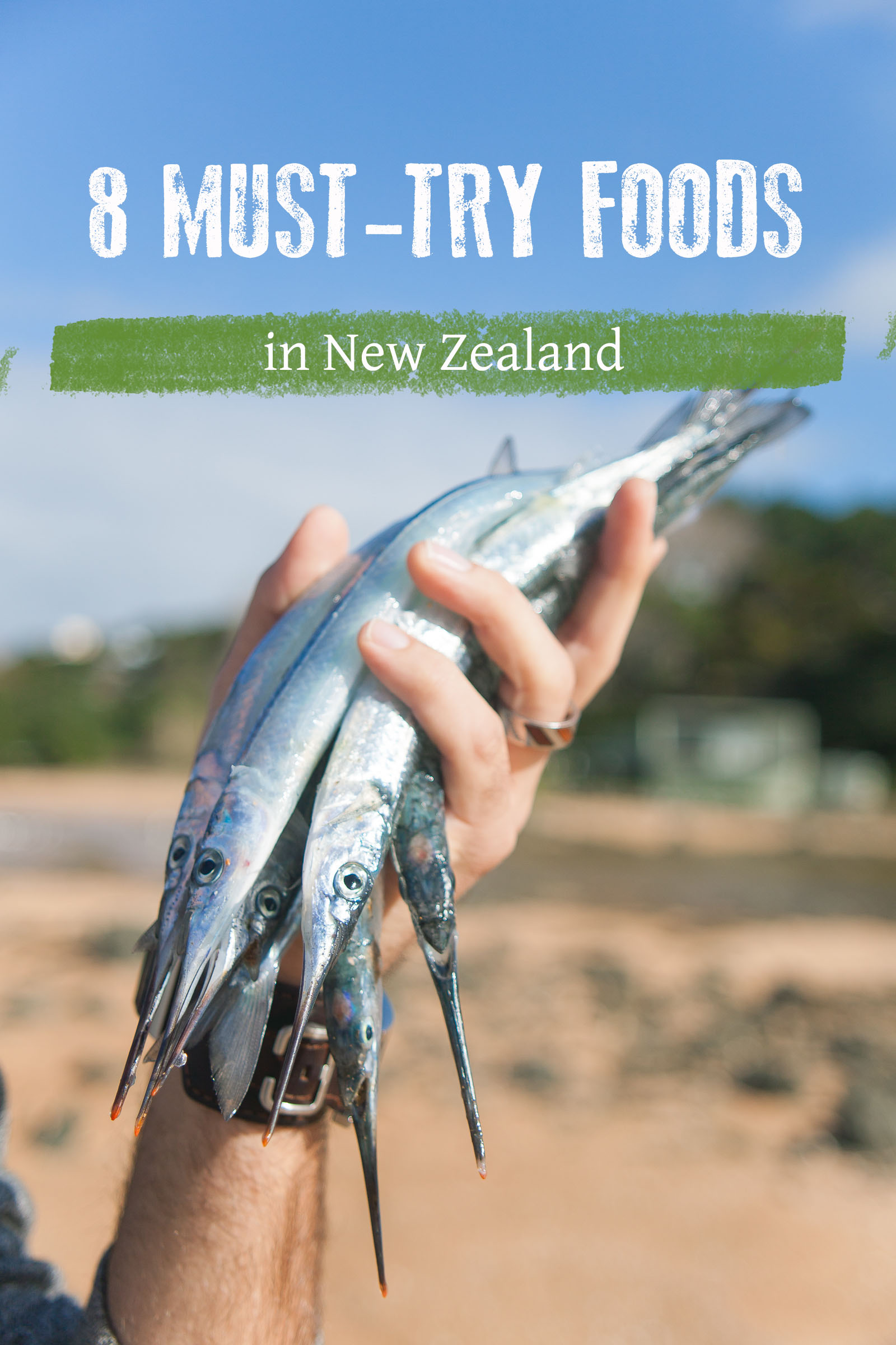 8 Must-Try Foods in New Zealand