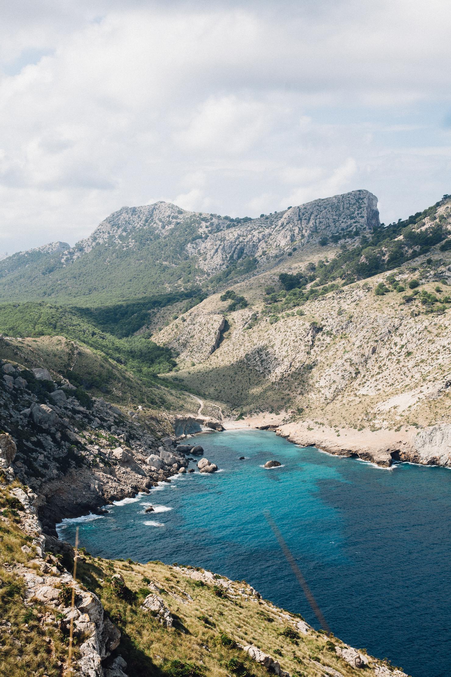 Cap De Formentor, Mallorca, Spain