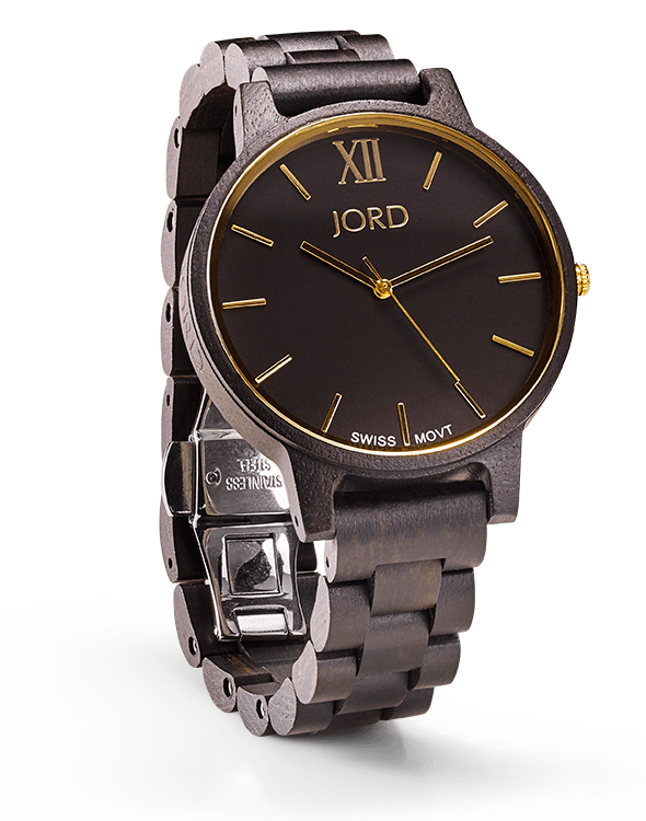 Jord Wood Watches -Frankie