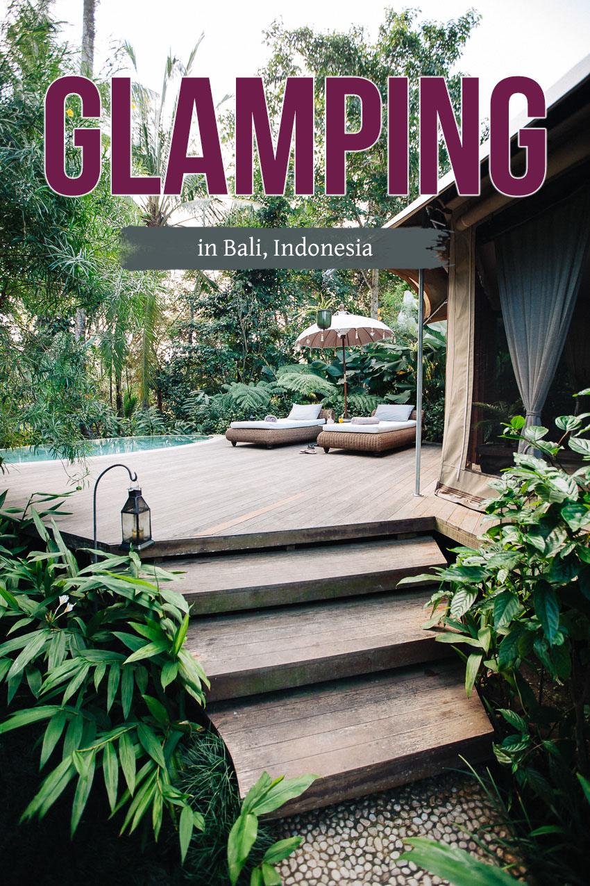 Glamping Bali