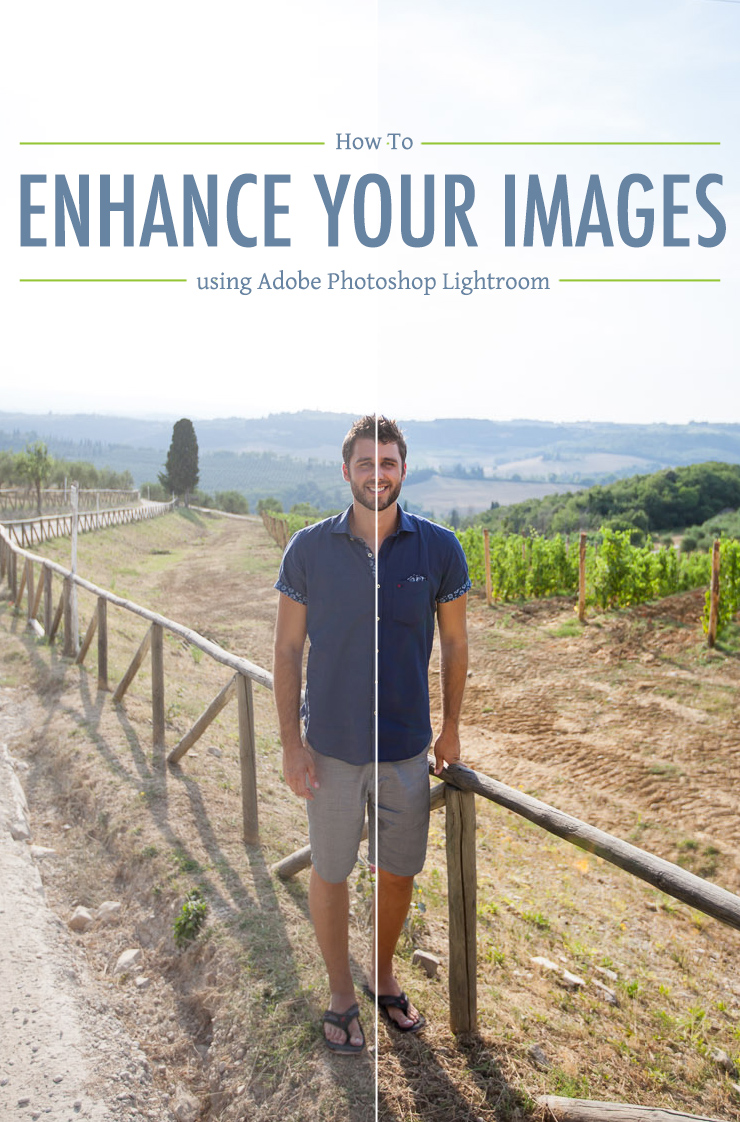 How to Enhance your Images