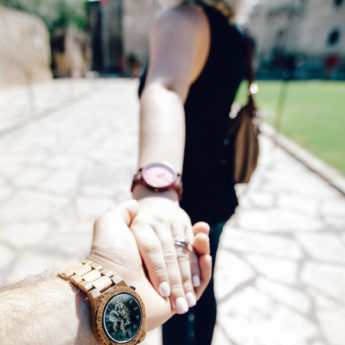 Exploring the Alamo with Jord Watches